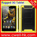 K8000 3G Android Rugged Tablet PC MTK6572 Dual Core 7 Inch Capacitive Touch Screen 1GB RAM/8GB ROM Double Camera