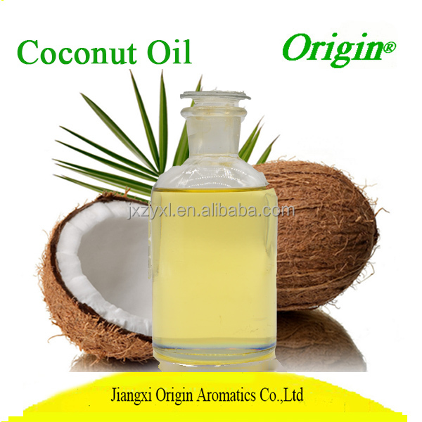 Factory direct sale healthy products high quality reasonable prices coconut oil for hair care