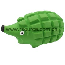 New design latex rubber screaming squeaky pig toy for pet toy