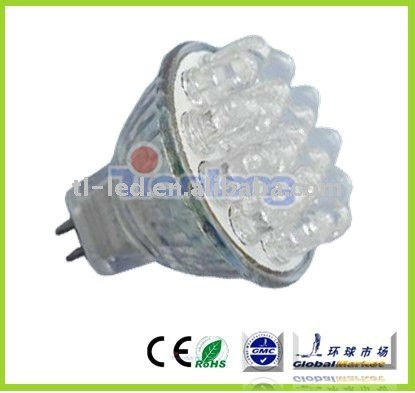 LED Lower Power light MR11 18LED DIP Lamp
