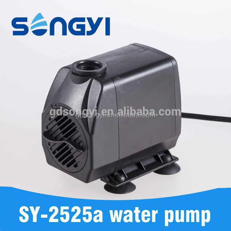2014 New submersible waste wate pump