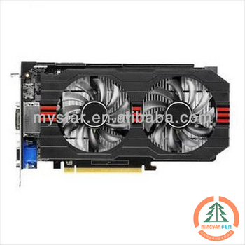 2048MB GDDR5 GTX 650 Ti wholesale graphic card
