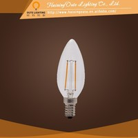 Best type of saving lamps tea house led bulb candle lighting