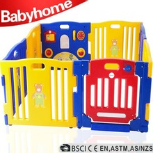 wholesale new kids indoor playpen products plastic baby play yard