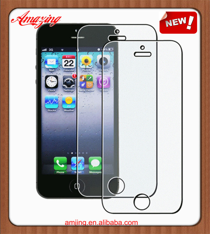 For iPhone 5 Diamond Screen Protector,New Arrival!!