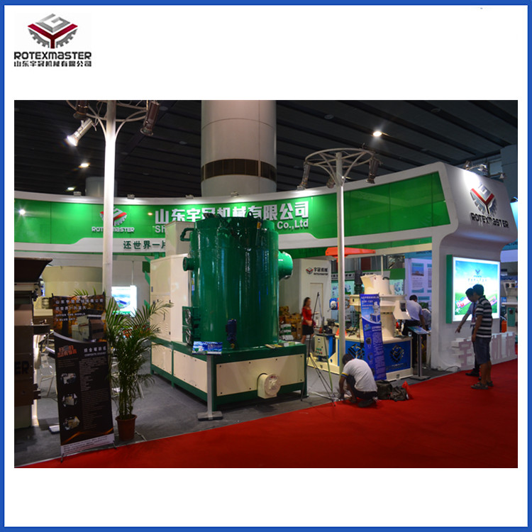 High Quality Biomass Burner And Biomass Pellet Boiler