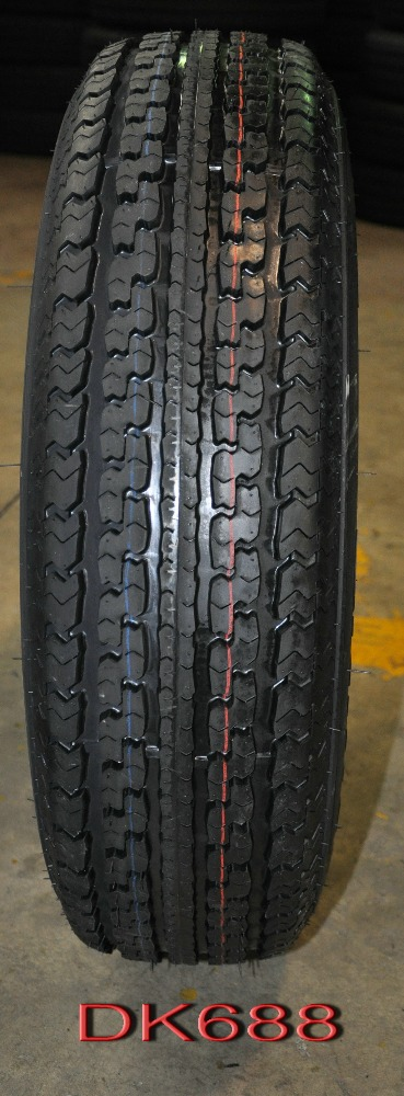 Trailer TYRE ST205/75R15 Double king brand Tyre factory meet USA market