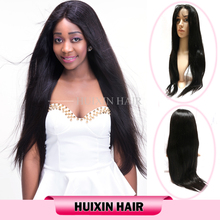 Hair factory can be dyed straight 22 inch virgin peruvian full lace wig