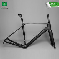 2016 Newest Full Carbon Road bike frame, High quality Chinese Bicycle Frameset, Super Light Weight SLX