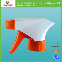 Plastic garden hand sprayer foam trigger sprayer for bottle spray