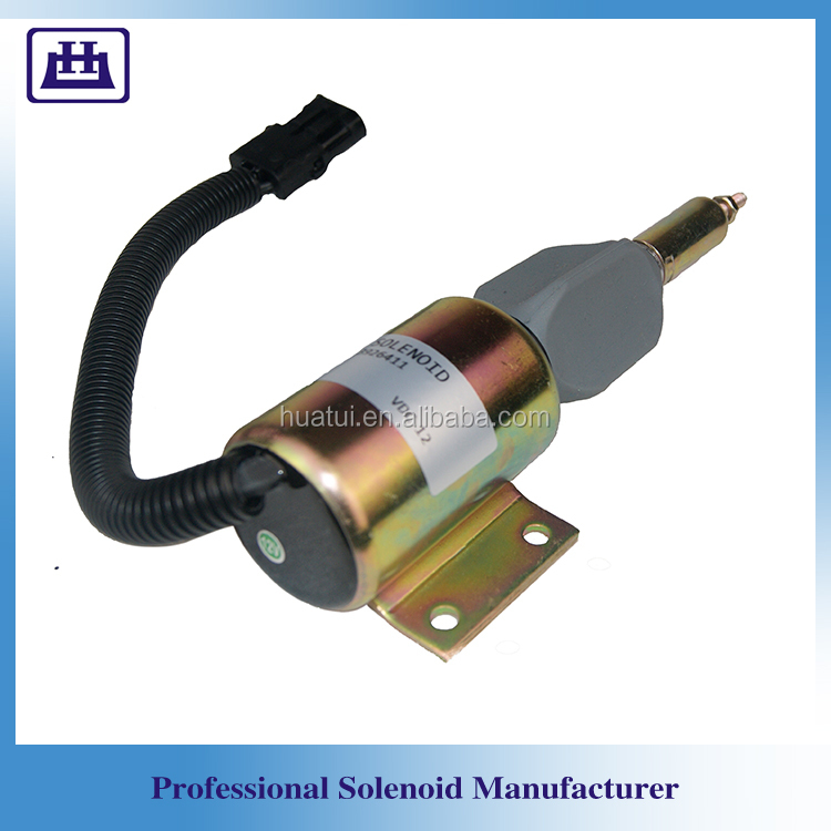 Factory Tested Electromagnet Solenoid dc 6CT Engine 3926411 for John Deere Cummins
