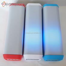 2017new Top Quality 2016 new pulse bluetooth speaker usb/sd water cube bluetooth speake with FM radio,LED light