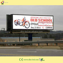 P5,P6,P8,P10 SMD unique outdoor advertising