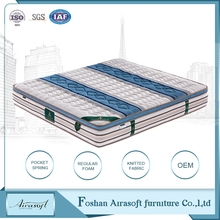 Oem cotton waterproof mattress ticking fabric for super single bed mattress australia