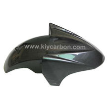 Carbon fiber front fender motorcycle body part for Yamaha TDM 900