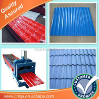 All RAL color galvanized corrugated steel roofing sheet