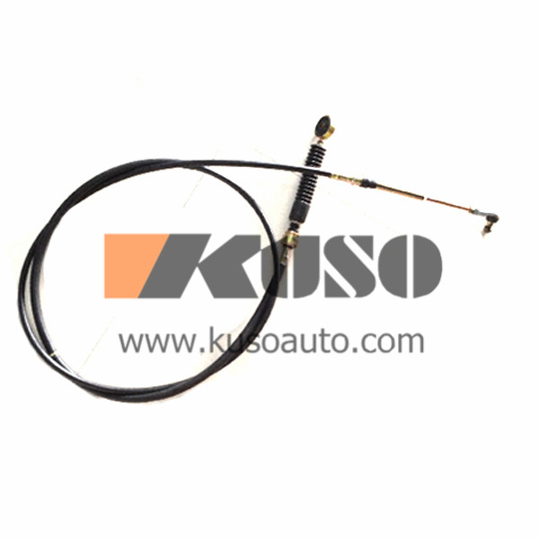 4HF1 4HG1 TSK DSK transmission shift cable with ball joint for ELF truck NPR NQR NKR MYY5T