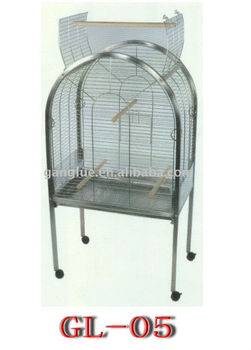 GL-05 stainless steel parrot cages