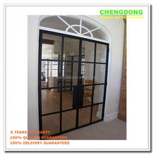 Moontree MFD-1324 china manufacturer main solid wood arch door models