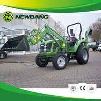 50hp 4wd farm tractor with front end loader