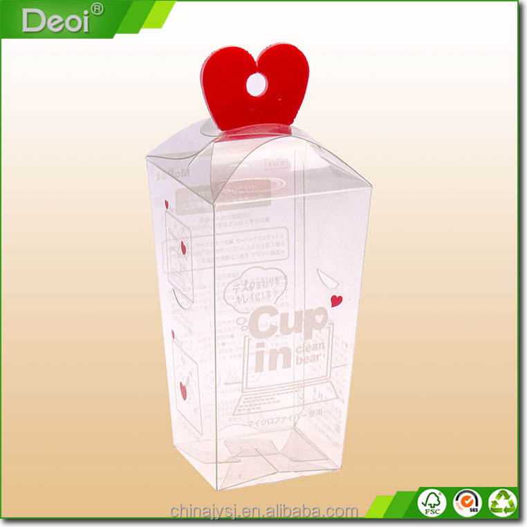 new customize cube crisper box