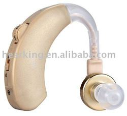 K-159 HEARKING BTE hearing aid sound amplifier New design Good quality hearing aids prices