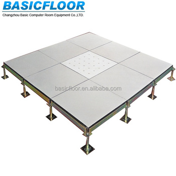 anti-static ceramic raised access floor system