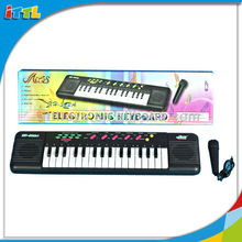 A566293 Electronic Instrument Toy Plastic Piano Keyboard