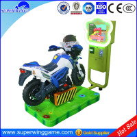 Newest Happy Funny ride electric motorcycle
