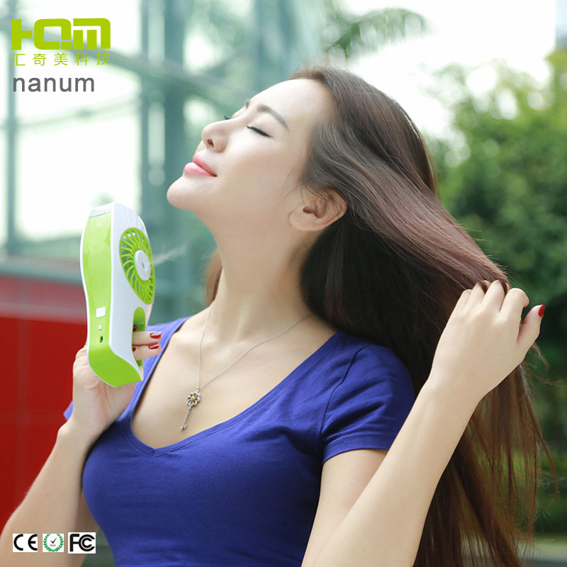china New products humidifier usb electric mini water spray fan