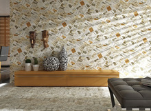 High quality porcelain tile with art style design