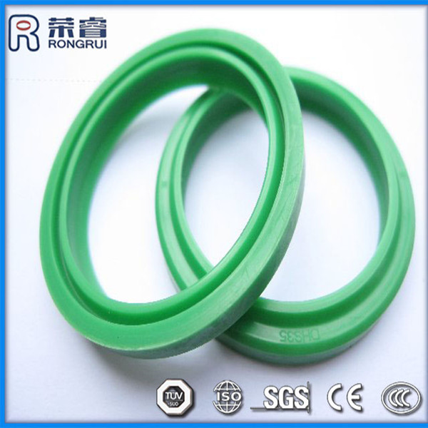 Hydraulic Polyurethane DHS Seal For Piston And Piston Rod Seal