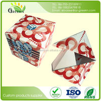 Custom Environmental Protection Paperboard Cell Phone Gift Box