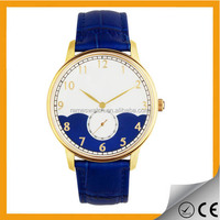 top quality OEM man luxury watch thin custom watch 2015 classic design