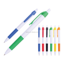 Custom classic design logo plastic ballpoint pen with promotion wholesale stationery