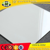 Grade AAA 52-56 degrees 60x60 super white porcelain polished Tile