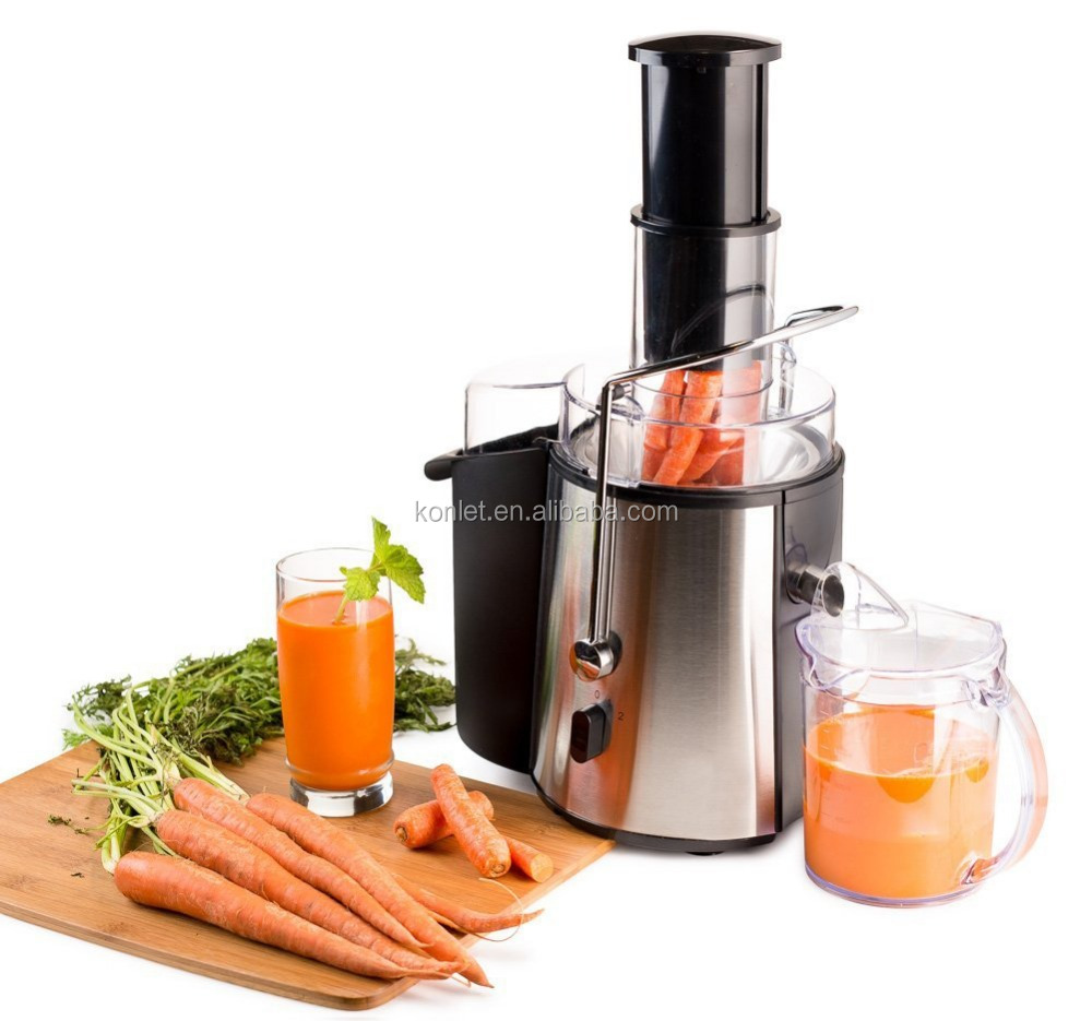 high-speed power juicer 850W as seen on TV