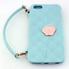 Newest design lovely cell phone silicone case for iphone 5c