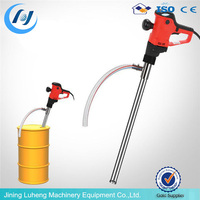 Portable Electric Barrel Oil Pump /small drum pump