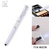 Crystal Touch Screen Stylus Pen For