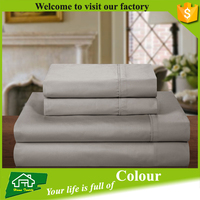 Silky High Thread Count Sateen Sheets Sateen Fitted Sheets Sateen Pillow case