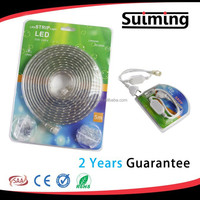 Blister Package 220V Waterproof Led Strip