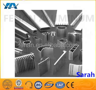 FENAN Well Known Trade Brand Deep Processing For Aluminium Profile Incise