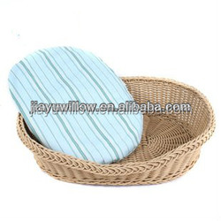2016 wholesale artificial wooden fruit basket with handmade