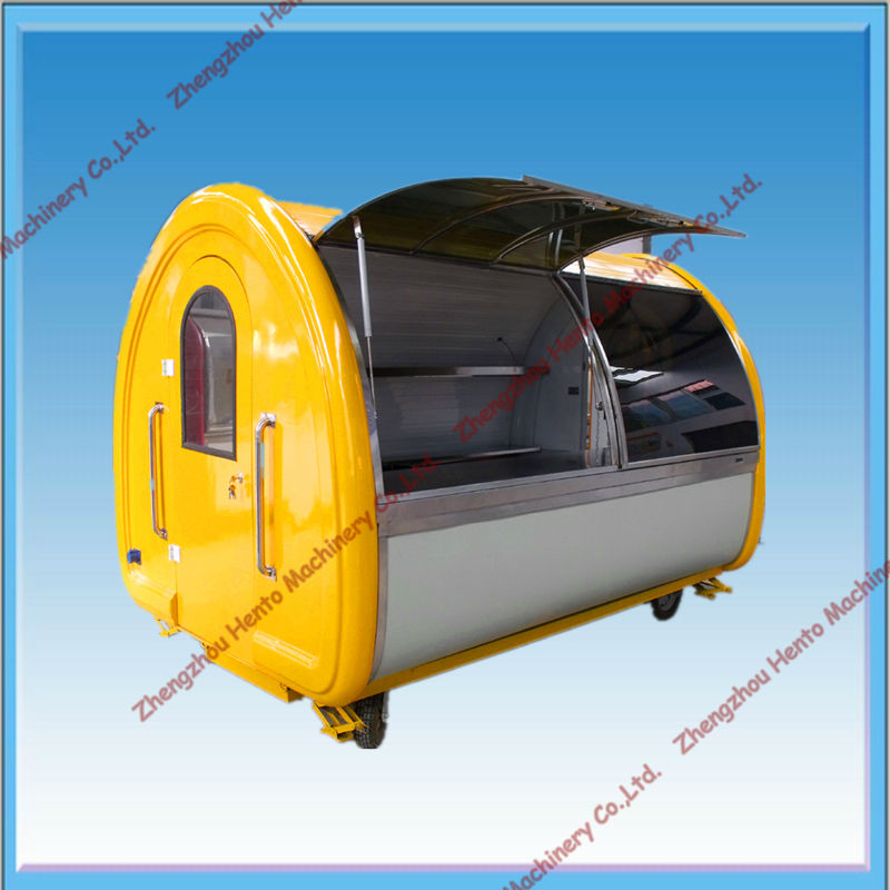 New Design Portable Electric Food Cart