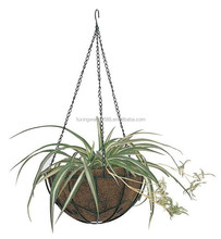 Black Metal FlowerPlanter Plant Hanging Basket on Sale