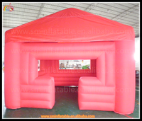 inflatable haunted houses , marquee tent , customized inflatable tent from China manufactere