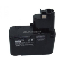 For Bosc h First Power battery 9.6V 1.5Ah 1.7Ah 2.0Ah 2.2Ah 3.0Ah Rechargeable tool battery FOR bosc h 2607335254 BAT001