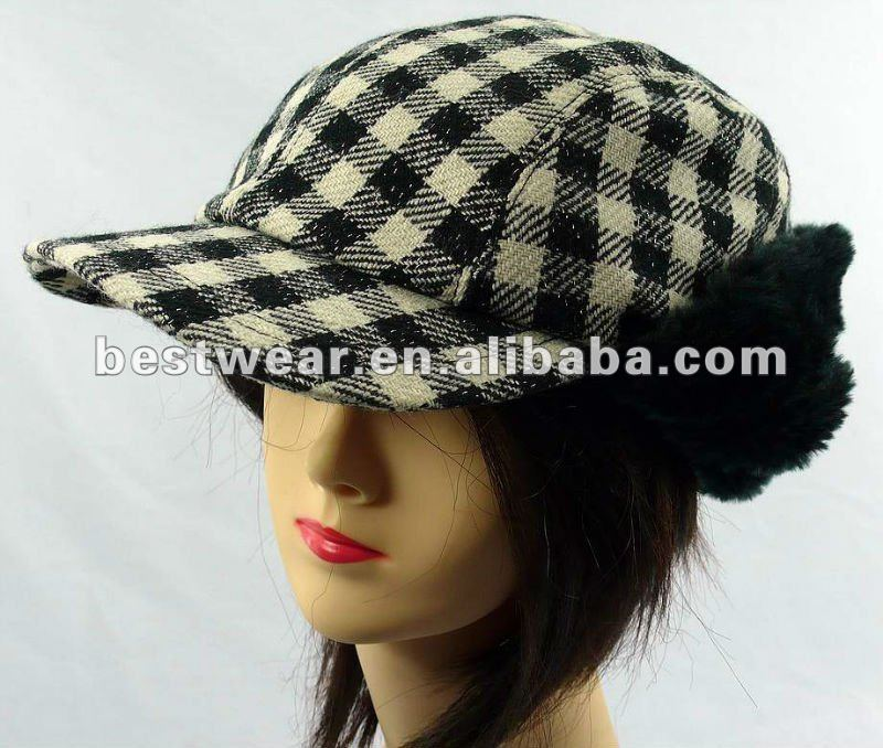 lady dress hat