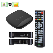Cheapest alibaba Smart tv box android 4.2 VIA 8880 with HDMI output